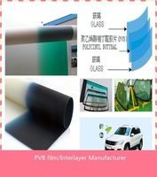 Cheap price pvb glass laminating film for car and building glass factory with ISO standard