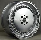 new design car alloy wheel rim 17 inch 5x114.3 deep dish wheels 4x100
