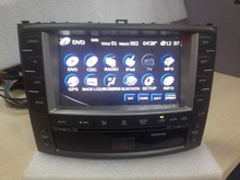 2 Din In dash Car audio System Car Dvd radio with Gps navigation fits Lexus IS250/IS300/IS350 2008-2012