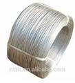 Galvanizado de acero de alambre