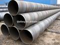 La norma din en 10220 alta- fuerza en espiral de acero soldado de tuberías/tubo