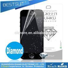 2015 cell phones accessories anti-glare screen shield