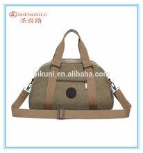 Men fashion travel totes big bag canvas duffle handbags