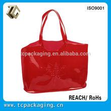 TC 14079 pvc Brand name travel bag