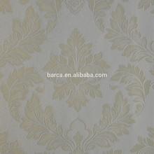 3D elegant non-woven wallpaper home decoration popular manufacturer
