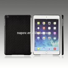 Fashion 3K pattern for ipad mini 3 carbon fiber skin case