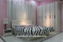 Latest Modern Designs Wooden Bedroom Furniture Sets