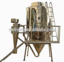 Licorice extract spray dryer