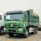 Sinotruk HOWO 6x4 tipper 10-wheel dump truck/chassis ZZ3257N3847A single bed