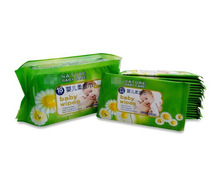 Special Hand and Mouth Cleaning Wet Wipes for Baby Use