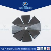 tungsten carbide cutters for shield machine