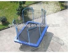 trampoline round bed,trampoline park