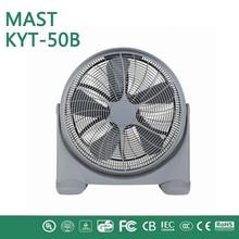 silent box fan/electric box fan with handle