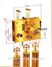 Yantai Polaris clock mechanical movements for grandfather/floor clock