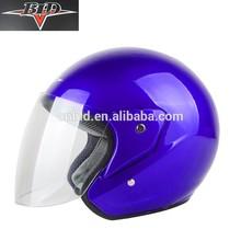 Good quality 3/4 half face motorcycle helmet /scooter motorcycle helmet BLD-286
