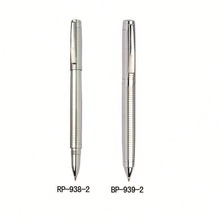 China Stationery Factory Wholesale metal business pen set 938-2