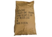 chelated zinc edta