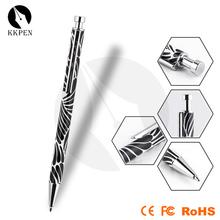 Jiangxin balck design cheap metal slim pens with great price