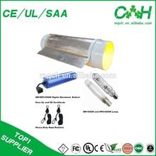 "grow lighting Hydroponic grow light reflectors 8""Hydroponic agriculture light reflector 600wcool tube ,"