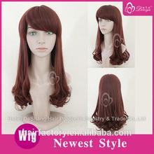 Deshang 2015 New Products Kanekalon Wig