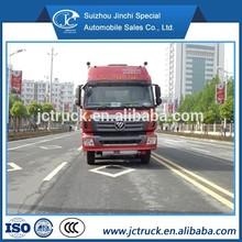 Foton 8X4 33000L chemical liquid transport truck
