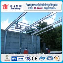 Qingdao Light weight steel structure buildings