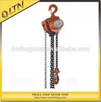 0.5t to 50t High Quality Lifting Hoist Transmission Line Stringing Tools