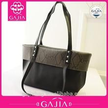 2015 girls fashion custom logo Handbags factory price