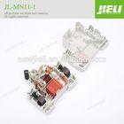 JIELI patent CB CE 2+n poles mini circuit breaker/ mcb