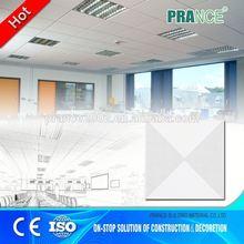 recyclable versatile wooden ceiling decor