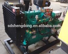 gas turbine power plant 15kw natural gas generator