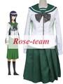 Fantasia Anime Lolita Dress - meilleur vente de haute école Highschool de morts Fujimi Shobo femmes uniforme jupe longue Anime Cosplay