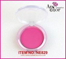 Single color blush