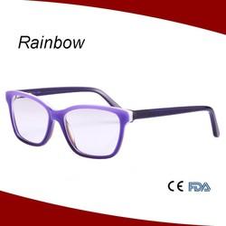 2015 trend top fashion color acetate Optical Frame