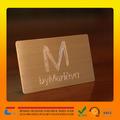 tamanho cartão de crédito açoinoxidável cartão cartão de membro para seus clientes e trazer mais negócios