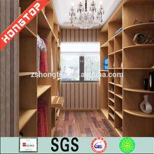 Eco-friendly Non-toxic Plastic Modular Bedroom Wardrobe for Kids / DIY Fashionable Moving Wardrobe Closet