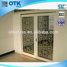 China wholesale custom modern glass wall art decor