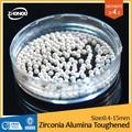 Jbe de alta densidad zirconia alúmina compuesto bolas numeradas/bolas de cerámica/proveedor profesional