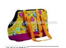 BSCI QQFactory pet dog carrier bag / design pet carrier