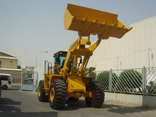 7ton wheel loader SDLG xcmg LG978 with C6121 diesel engine ZF4WG200 gearbox popular for Libya&IRAN