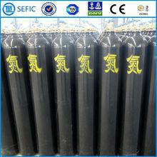 TPED/CE/GB/DOT 2.7L High Pressure Oxygen Cylinder Argon Gas Cylinder Steel Tank