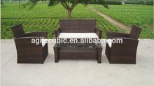 4 people wicker furniture