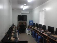 modular container house classroom