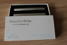 White Smile 16% carbamide peroxide teeth whitening pen kit
