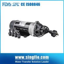 SIngflo DP-100 5.5LPM electric water pump/12V high pressure washer pump/automatic car wash machine
