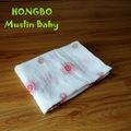 """100% bambou, rayonnes tarlatane couverture emmailloter 47x47"""" tarlatane envelopper bébé en bambou"""