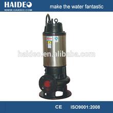 High Efficiency Non-Blockage Sewage Submersible Pump