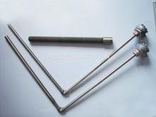 K Type Thermocouple for hot deep galvanizing / molten alluminium