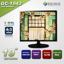 19 inch 4:3 1280*1024 D-Sub VGA Desktop Computer LCD Monitor