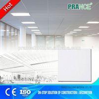 exterior interior vinyl covered gypsum ceiling tiles